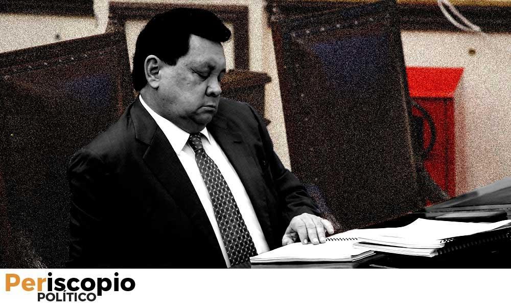 Héctor Alonso, diputado improductivo y problemático