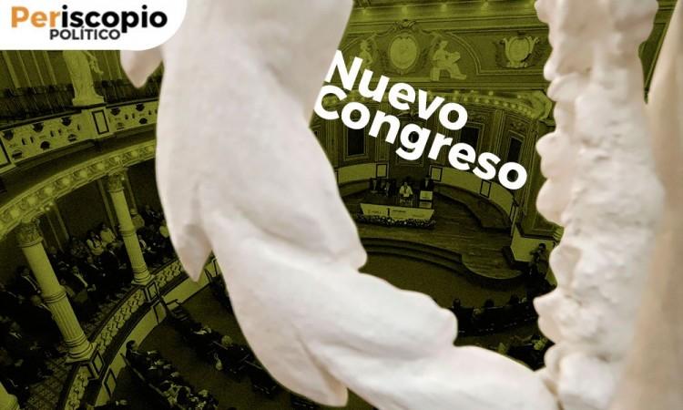 Modifican correlación de fuerzas en el Congreso de Puebla