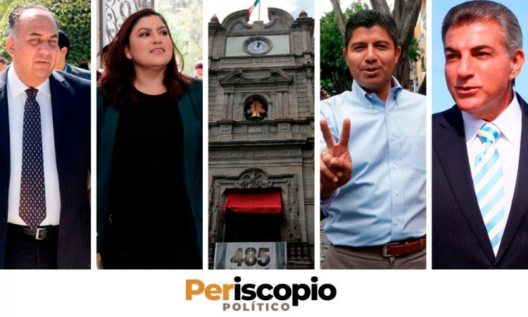 ¡Comienza la carrera por la alcaldía de Puebla!