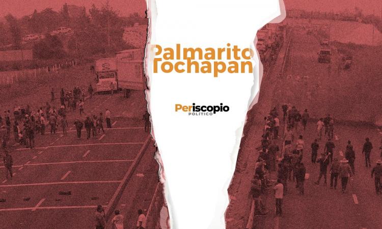 Palmarito Tochapan, una década de violencia