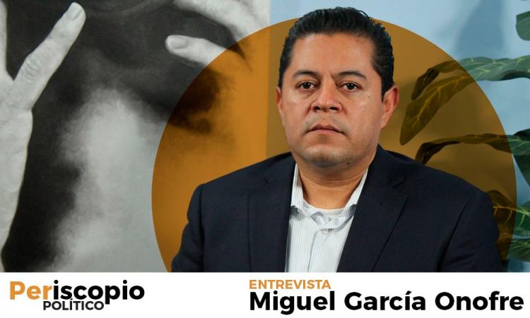 Hay que fortalecer al organismo y mejorar: García Onofre