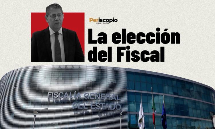Antesala del poder, a unos pasos de la Fiscalía de Puebla
