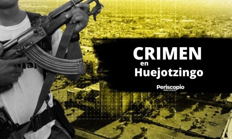 Huejotzingo, en manos de la delincuencia