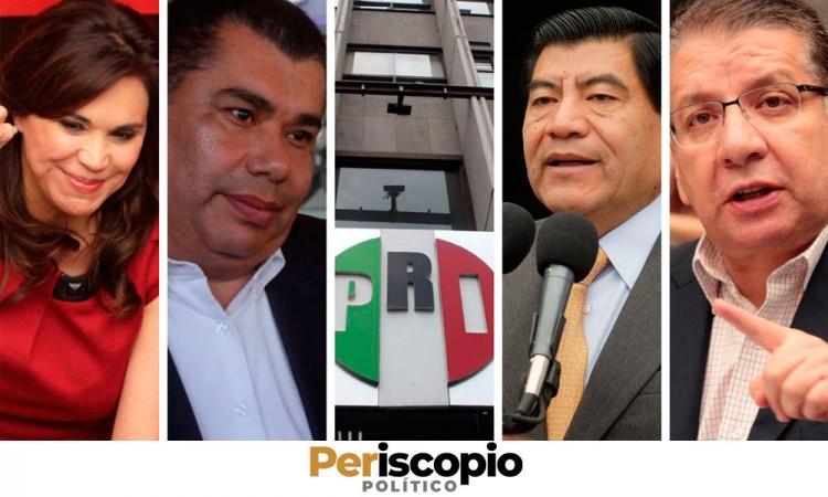 PRI en Puebla, 10 años sin el poder…