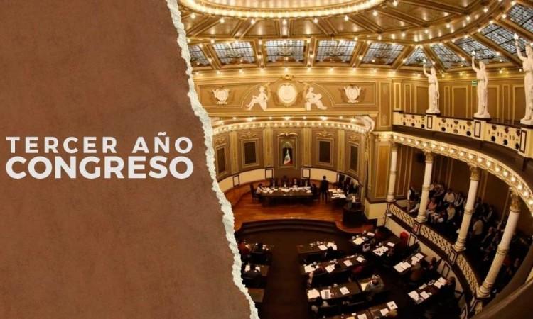 Congreso de Puebla: Recuento de los logros de la LX Legislatura
