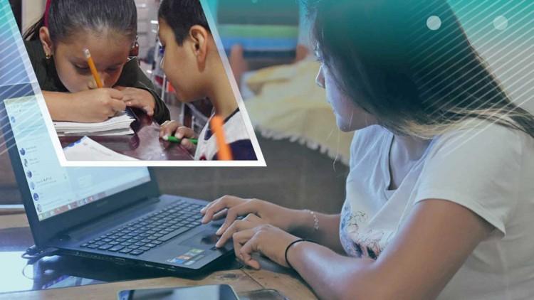 El fracaso de la educación on-line en Puebla: estudiantes abandonan las clases