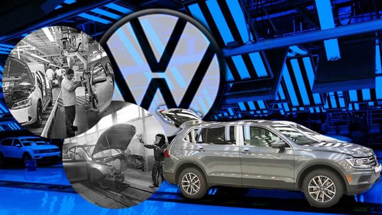 Planta VW en Puebla tiene excelentes condiciones para producir autos eléctricos... si el gobierno quisiera