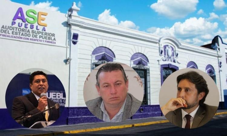 ¡No pasan desapercibidos! Continúan en la mira de la ASE diversos ex alcaldes de municipios de Puebla