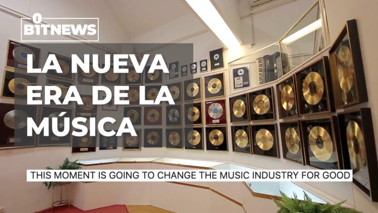 Cómo revolucionó Internet la industria musical
