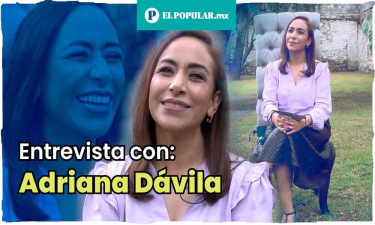 Entrevista con Adriana Dávila: Rumbo a la dirigencia del PAN