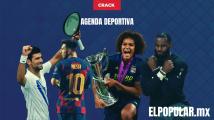 Crack jornada 1: Inicia Playoff de NBA // UEFA Champions League // América líder de la jornada