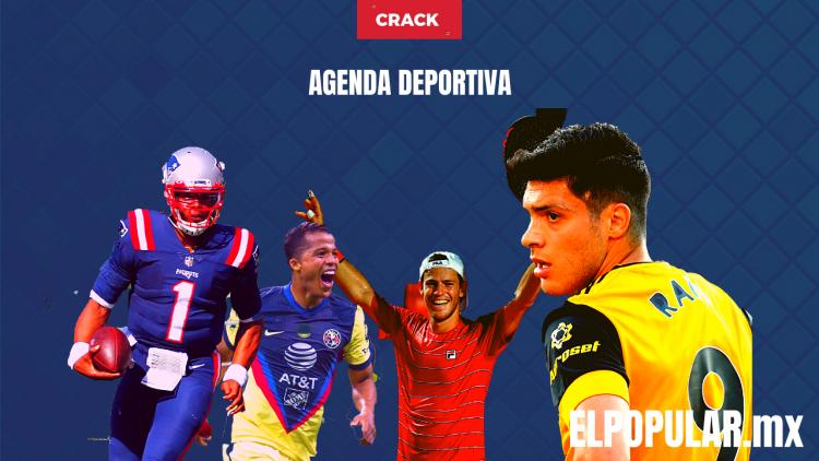 Crack jornada 11: América se lleva el clásico // Regresa la NFL // Puebla recibirá al Querétaro