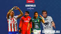 Llegan las semifinales del Guard1anes 2020 de la Liga MX