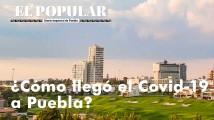 #CovidEnPuebla | ¿Cómo llegó el Coronavirus a Puebla?