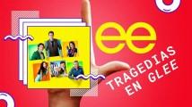 El drama de los actores de Glee