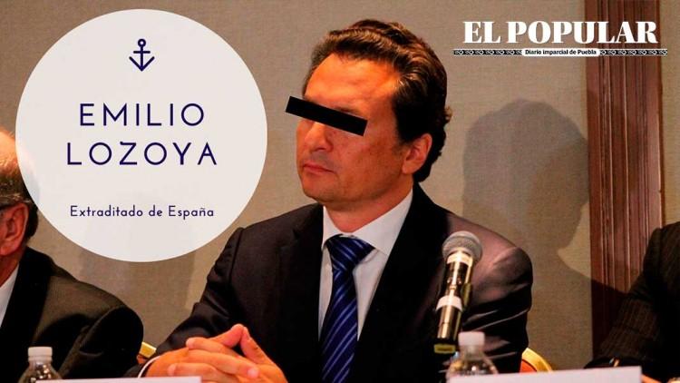Emilio Lozoya, la clave para el trama de Odebrecht