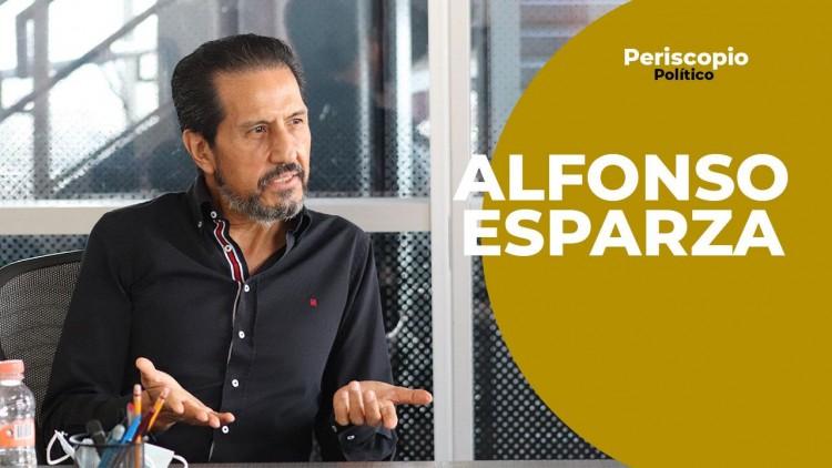 Periscopio Político: Alfonso Esparza Ortiz, rector de BUAP