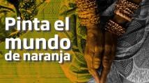 Pinta el mundo de naranja: 16 días de activismo contra la violencia de género
