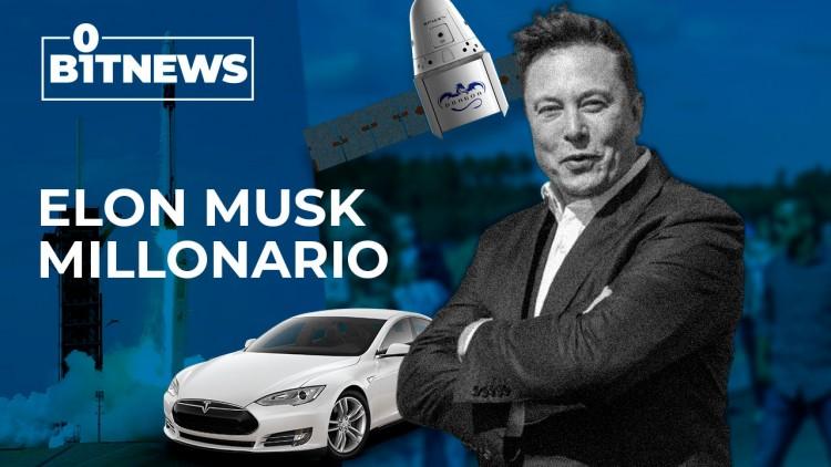 Cómo Elon Musk se convirtió en la persona más rica del mundo