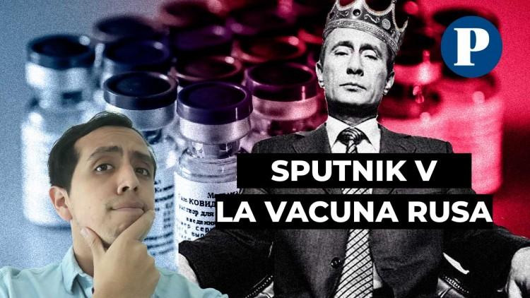 Cómo Rusia usa la vacuna Sputnik V para ganar influencia en el mundo