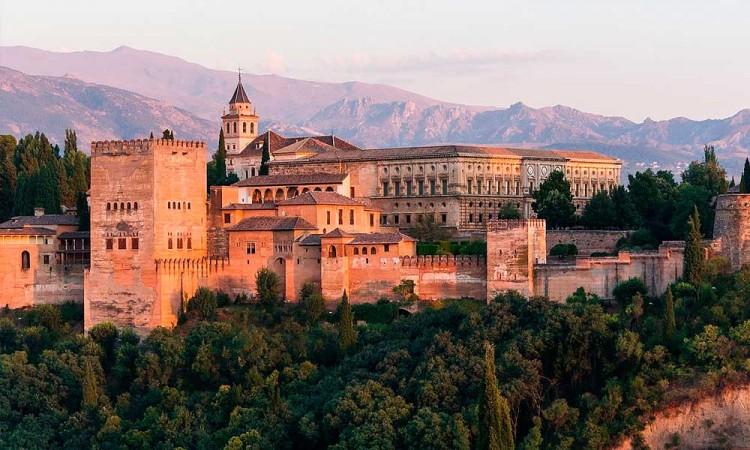 Granada, Tierra soñada por mí