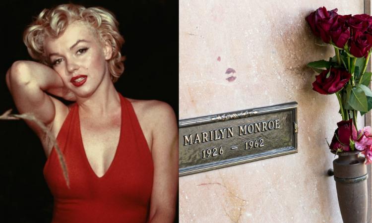 Marilyn Monroe, el epitafio