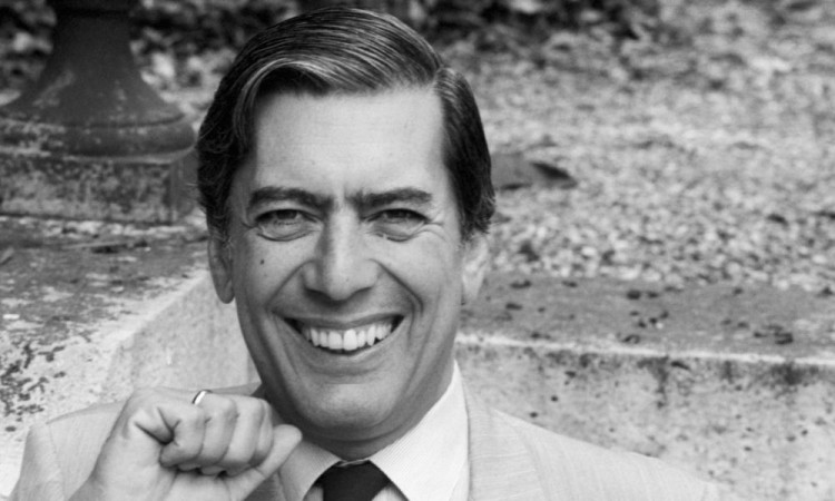 Vargas Llosa y su niña mala
