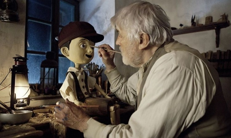 Gepeto el padre perfecto de Pinocho