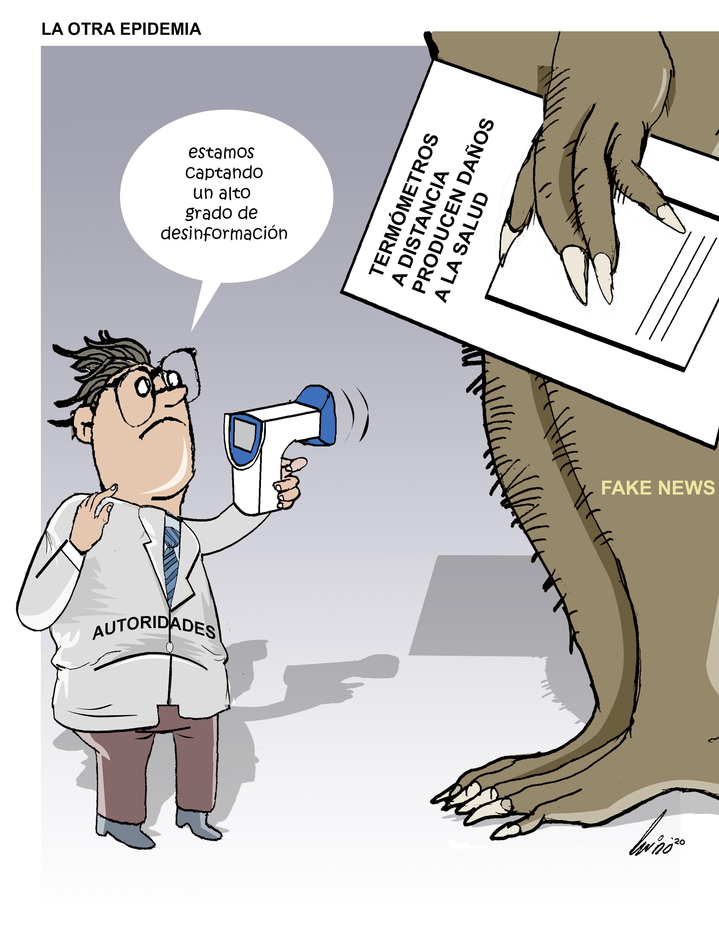 La otra pandemia