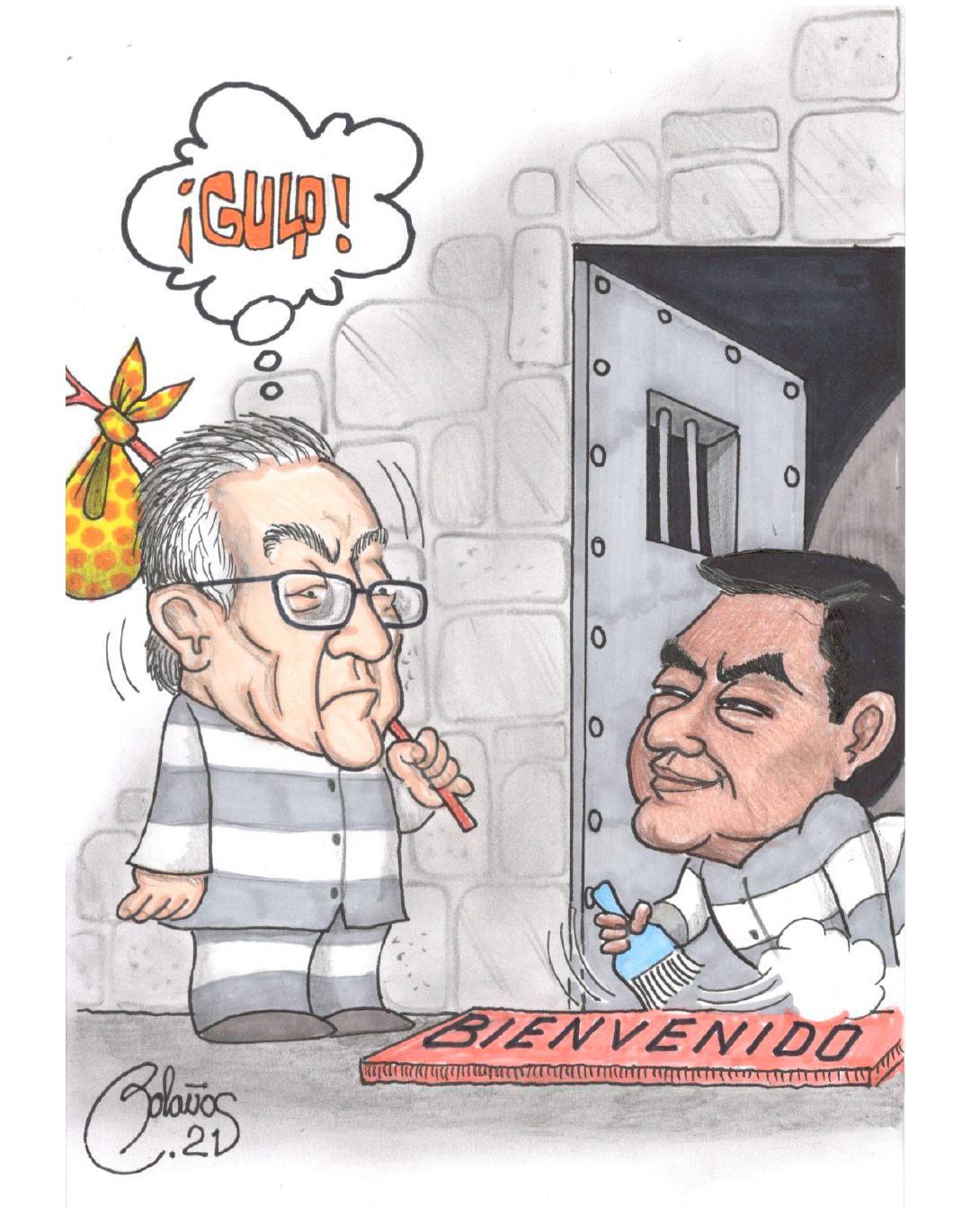 Entra Huerta y sale Mario Marín