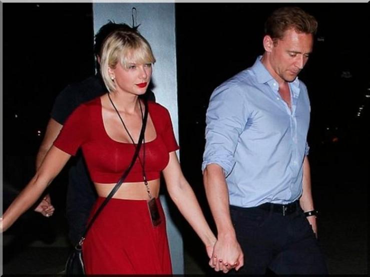 Piensa Swift en tener una familia con Hiddleston