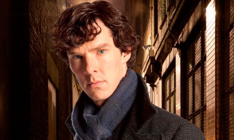 Revelan parentesco entre Benedict Cumberbatch y el creador de Sherlock Holmes