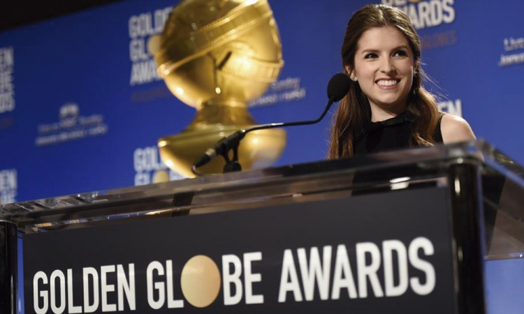 Globos de Oro, muestra pública contra el acoso sexual