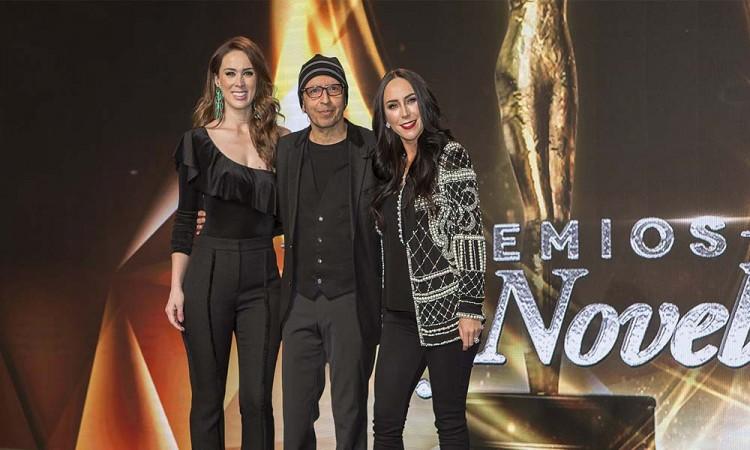 Jacky Bracamontes e Inés Gómez conducirán los TVyNovelas