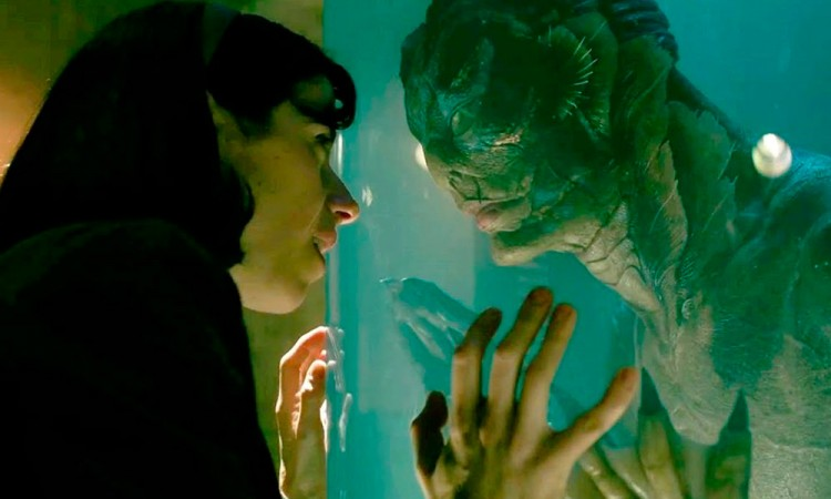 Arrasa The Shape Of Water con nominaciones al Oscar