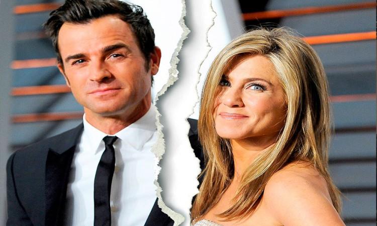 Jennifer Aniston y Justin Theroux anuncian divorcio