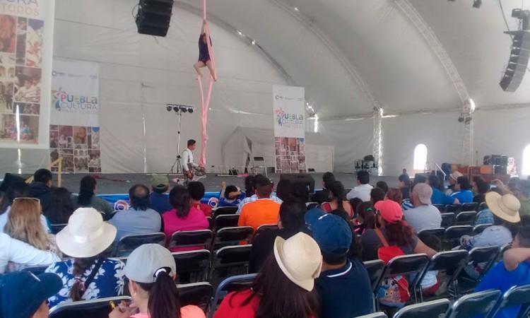 Asalta la cultura a San Andrés