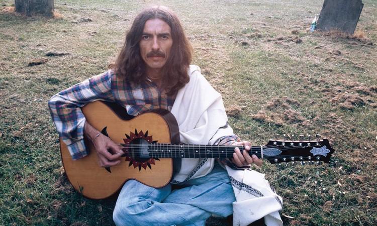 George Harrison, una melodía mística
