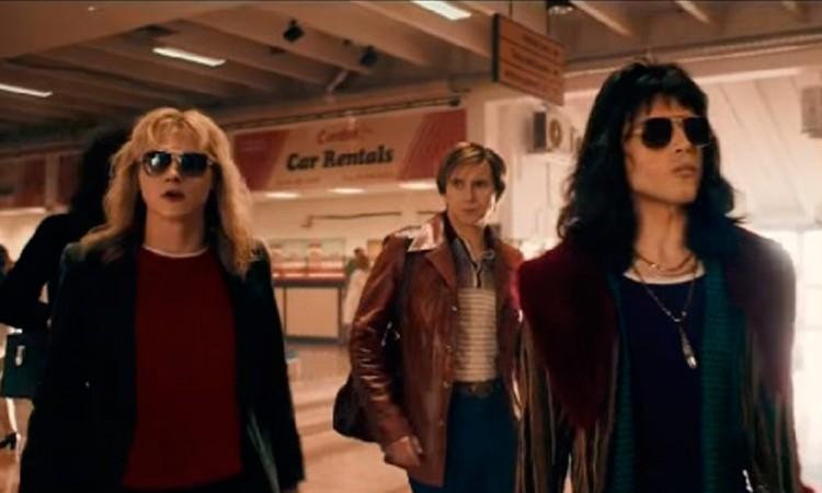 Lanzan segundo tráiler sobre biopic de Freddie Mercury