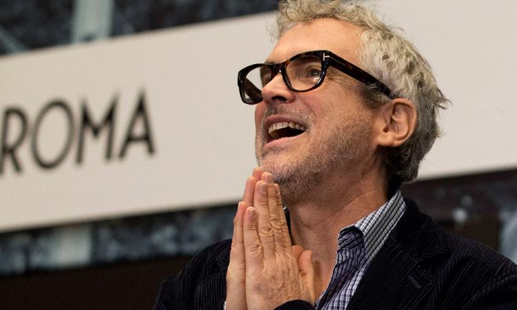 Filme de Cuarón, candidata en los BAFTA