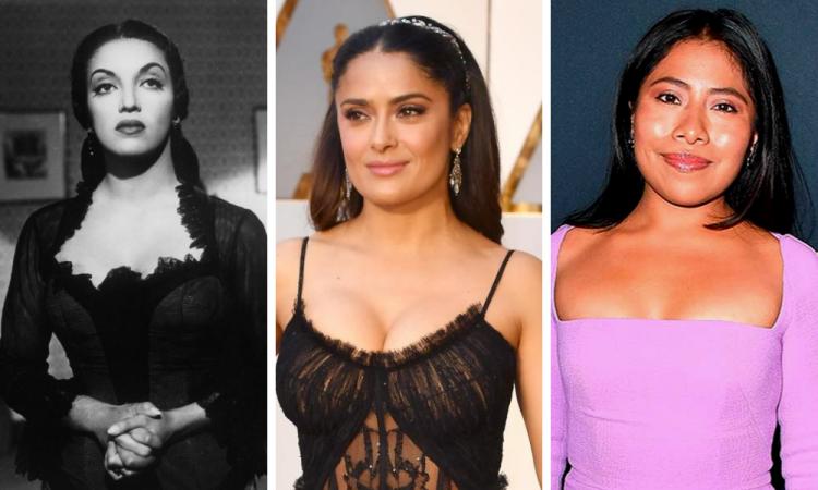 Ellas son las mexicanas que han sido nominadas al Oscar