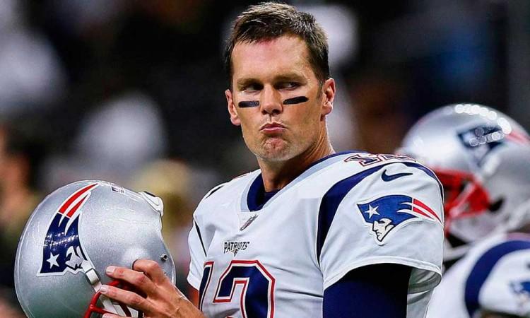 "Así reaccionó Tom Brady al ser cuestionado por ""Roma"""