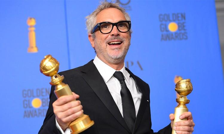 Alfonso Cuarón, rumbo al Oscar