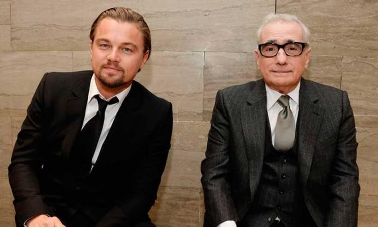 Leonardo Di Caprio y Scorsese juntan su talento