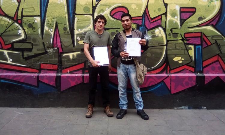 Los beats y la lírica se transforman en reflexión social: Robin Juglar