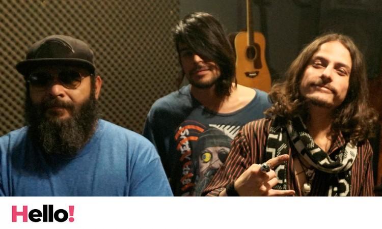 Calacas: Con el rock buscamos ver el lado positivo de las cosas