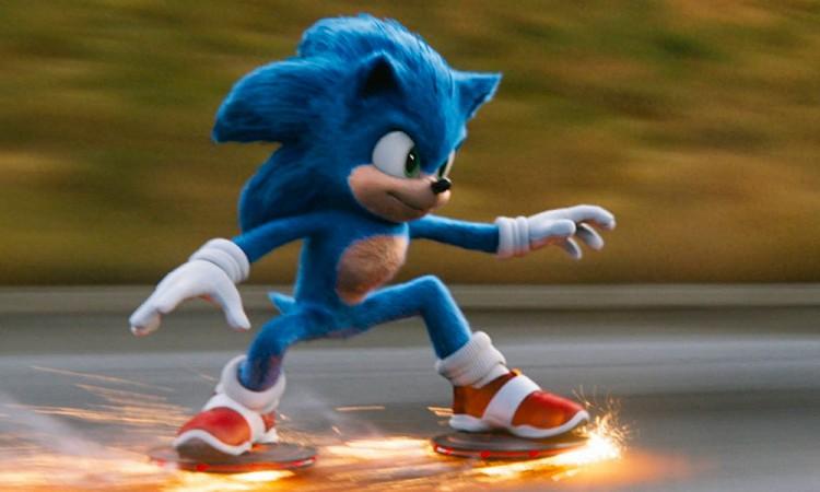 Llega Sonic a salvar la tierra