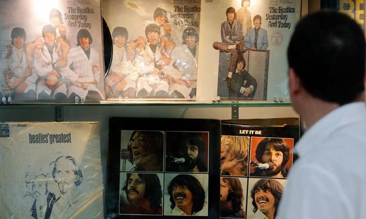 Let it be y el ocaso de The Beatles