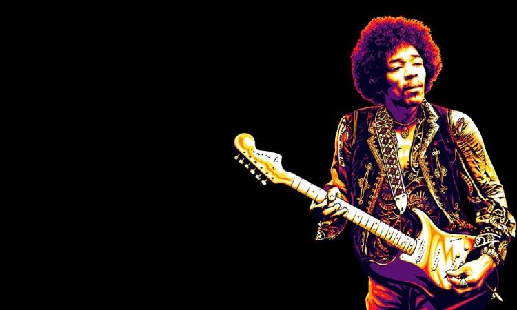 Jimi Hendrix, la mejor guitarra de la historia del rock