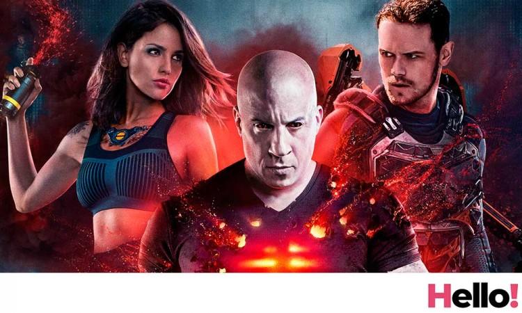 Bloodshot, llega a medirse con los otros superhéroes